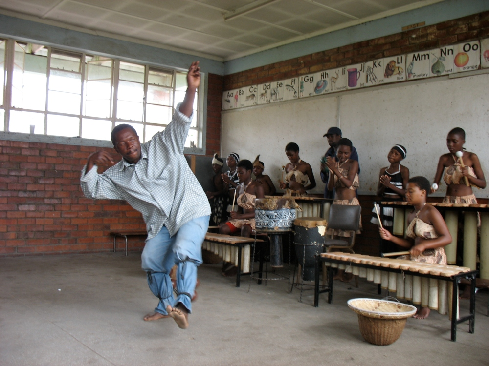 From scholarship to activism in Zimbabwe (4/5)