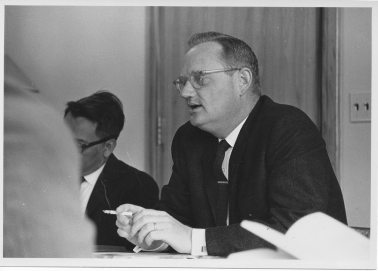 Patriarchs at work: Reflections on an ethnomusicological symposium in 1963 (5/6)